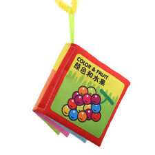 Educational Toy Toy Book Palm Book Cognitive Fruit Early Education Education LE