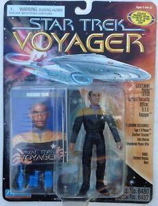 1995 Playmates Star Trek: Voyager - Lieutenant Tuvok action figure - NEW !