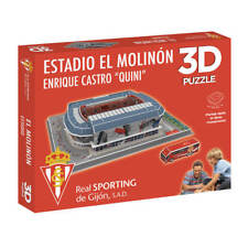 Puzzle 3D Estadio El Molinón (Producto Oficial Real Sporting de Gijón)