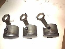 STBD PISTON AND CONNECTING ROD ASSY #0439868 JOHNSON EVINRUDE 90 150 175 HP