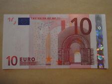 Portugal 10 euro Trichet U007 UNC