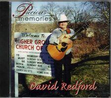 Precious Memories ~ David Redford ~ Gospel ~ Christian ~ CD Album ~ New
