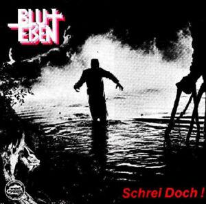 BLUT + EISEN Schrei doch! LP (1984 Weird System, nummeriert: 5470)