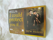 Twilight New Moon Neca Trading Card T-1 Robert Pattinson , Kristen Stewart