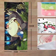 Neu My Neighbor Totoro Anime Manga Badetuch Handtuch Bath Towel 150x70CM 001