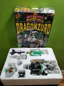 Mighty Morphin Power Rangers Dragonzord Complete