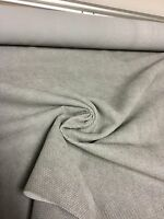 GREY CHENILLE UPHOLSTERY FABRIC 2.9 METRES