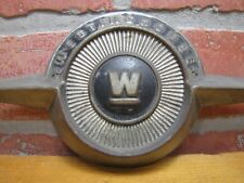 Old WESTINGHOUSE Ad Nameplate Sign Equipment Machinery Industrial Shop Ornate