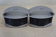 TWO BOSE GEMSTONE SPEAKERS FOR 321/ CINEMATE SYSTEMS