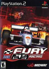 Cart Fury: Championship Racing PS2 New Playstation 2