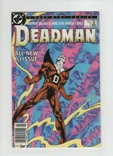 DEADMAN #1 VF/NM, Jose Luis Garcia- Lopez cover & art, DC, sweet low cost copy