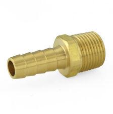 1 Hose Barb Midland 32-007LF Lead Free Brass Rigid Male Adapter x 1//2 Male NPTF Brass 1//4 Hose I.D