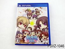 Hakuouki SSL Sweet School Life Japanese Import PS Vita PSVita Japan US Seller A