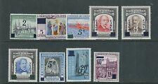 COLOMBIA 1958-1959 REVALUED SET (Scott 685-692) VF MLH