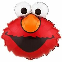 Elmo Sesame Street Large Foil Balloon Supershape Birthday Party Decorations
