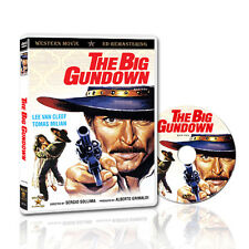 The Big Gundown (1966) - Lee Van Cleef, Tomas Milian HD DVD *NEW