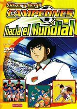 Super Campeones Captain Tsubasa:Rumbo al Mundial Español Latino (Set De 8-DVD)