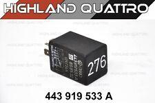 VW Golf / Corrado relay 443919533 control module