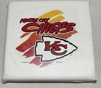 VIntage 1990's Kansas City Chiefs Arrowhead NFL Football Stadium Chair Cushion