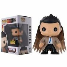 FUNKO POP SUPERNATURAL CASTIEL WITH WINGS HOT TOPIC EXCLUSIVE WINGED FIGURE 95
