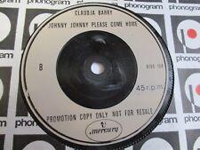 CAPTAIN MARVILL PRESENTS CLADJA BARRY SWEET DYNAMITE RARE 1976 UK MERCURY PROMO