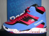 f149e1a0a35f DS REEBOK TWILIGHT ZONE PUMP Dominique Wilkins Spider-Man Red Wht Blue SZ