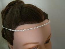 Accessoires de cheveux/Diadème couleur Ivoire/Cristal p rode de Mariée/Mariage