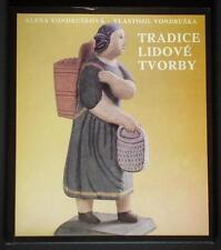 BOOK Czech & Moravian Folk Art architecture embroidery costume wood sculpture