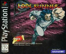 Lode Runner (Sony PlayStation 1, 1998)