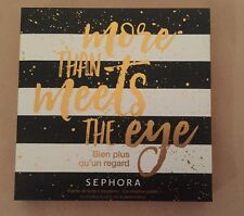 NEW Sephora Collection More Than Meets The Eye EyeShadow Palette $145 Value