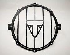 Griglia Faro Componibile TRIUMPH per faro tondo diametro 190/200 Cafè Racer