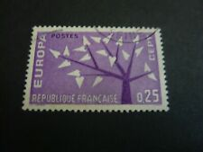 europa   timbre france 1960