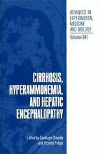 Cirrhosis, Hyperammonemia, and Hepatic Encephalopathy (Language of Science)