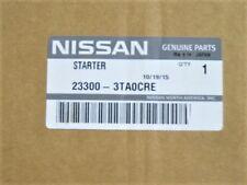 New 2013-2017 NISSAN Altima Starter Motor OEM 233003TA0CRE 23300-3TA0CRE