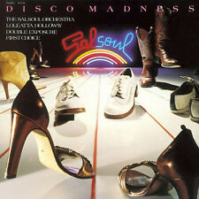 """DISCO MADNESS """" VARIOUS """" 2 X CD SEALED 11 TRACKS SALSOUL RECORDS"""