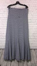 Old Navy Maternity Stripe Maxi Skirt