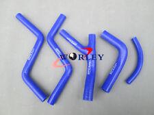 For Honda CR250R CR250 1985 1986 1987 85 86 87 silicone radiator hose BLUE