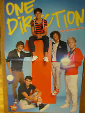 One Direction, Two Page Centerfold Poster