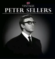 Peter Sellers CD VINTAGE BRITISH comedy RARE UK edition gift idea superb