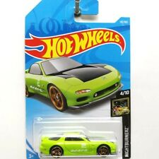 '95 Mazda Rx-7. Green. 2018 Hw 141/365. Fjy97. New in Package!