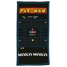 Pac-Man Towel Great Gift Idea for all Retro Gamers