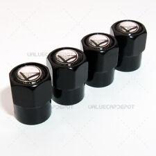 Black Hex NBA Golden State Warriors Car Wheels Tire Air Valve Caps Stem Cover