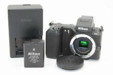 Nikon 1 V2 Mirrorless Digital Camera Body, Black {14.2 M/P} - EX