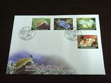 Taiwan 2011 Sp.560 Marine Life 海洋生物 海蛞蝓 stamps FDC