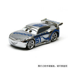 Mattel Disney Pixar Cars 3 Dinoco Cruz Ramirez With Metallic Finish 1:55 Diecast