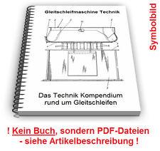 Gleitschleifmaschine selbst bauen - Gleitschleifanlage Technik Patente