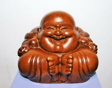 3D Silicone Mold Laughing Smiling Buddha mould candle soap resin big size