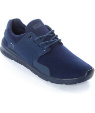 Etnies Scout XT Men's 11 Navy Blue Lace Up Athletic Shoes Nwb $70