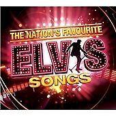 Elvis Presley - Nation's Favourite Elvis Songs (2013)