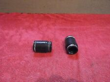 Yamaha TDR250 Exhaust tailpipe rubber seals x2.New